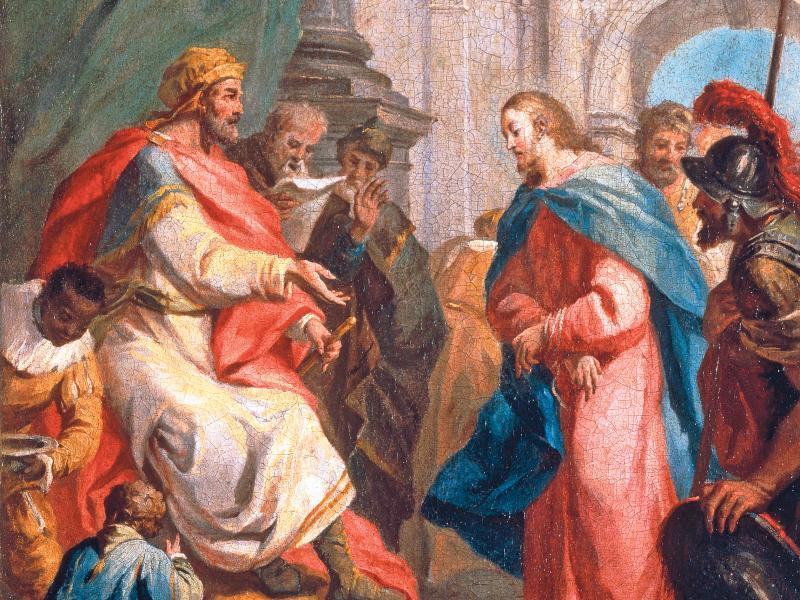 Gemälde von Antonio Zucchi 1750