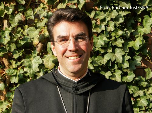 Der Benediktiner-Abt Johannes Eckert aus dem bayerischen Kloster Andechs.