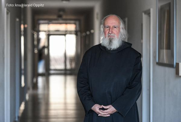 Der Benediktinerpater und Autor Anselm Grün