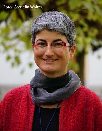 Beate Krug ist Nachhaltigkeitsbeauftragte bei den Oberzeller Franziskanerinnen.