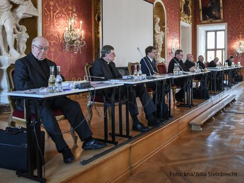 Die Deutsche Bischofskonferenz tagt in Fulda.