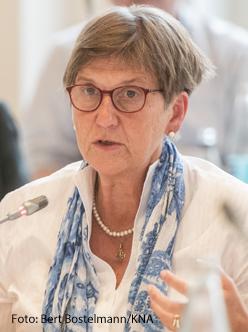 Claudia Lücking-Michel ist Vizepräsidentin des Zentralkomitees der deutschen Katholiken.