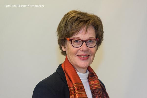Cornelia Füllkrug-Weitzel, Präsidentin des Hilfswerks Brot für die Welt