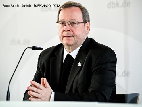 Der Vorsitzende der Deutschen Bischofskonferenz, Georg Bätzing