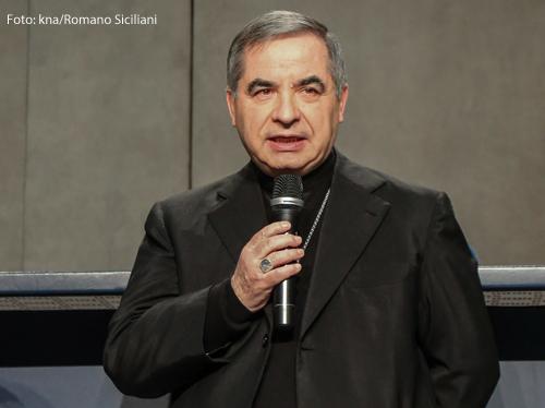 Kardinal Giovanni Angelo Becciu