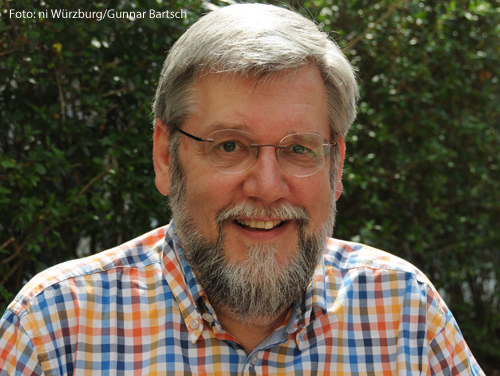 Der Autor Guido Fuchs