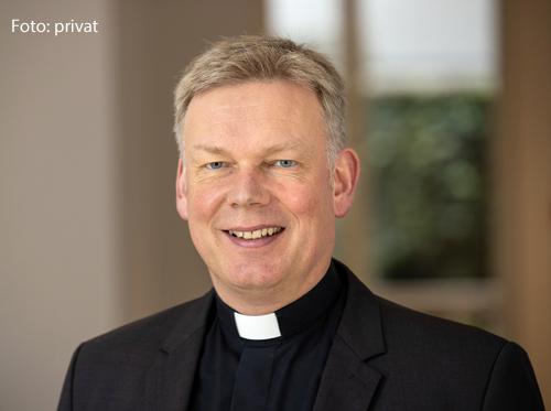 Hartmut Nieheus leitet das Priesterseminar Münster.