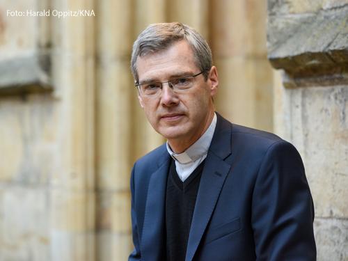 Der Hildesheimer Bischof Heiner Wilmer