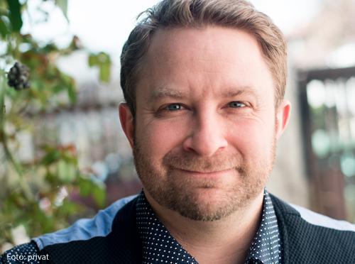 Jonas Zechner arbeitet beim Bistum Aachen.