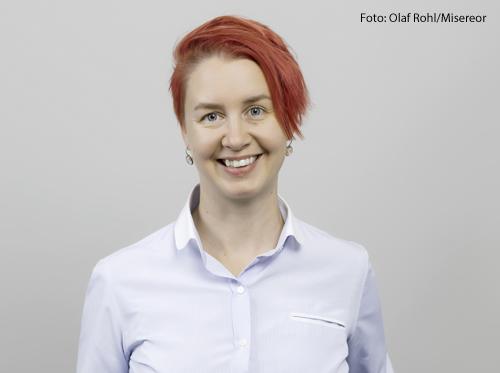 Kathrin Schröder ist Referentin für Energie- und Klimapolitik beim kirchlichen Hilfswerk Misereor.