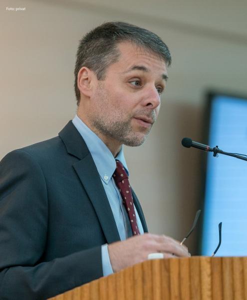 Massimo Faggioli ist Professor für Theologie und Religionswissenschaft an der Universität Villanova im US-Bundesstaat Pennsylvania.