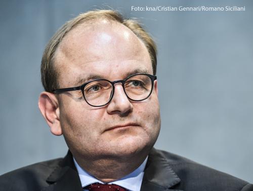 Der Klimafolgenforscher Ottmar Edenhofer