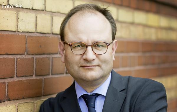 Der Klimaforscher Ottmar Edenhofer