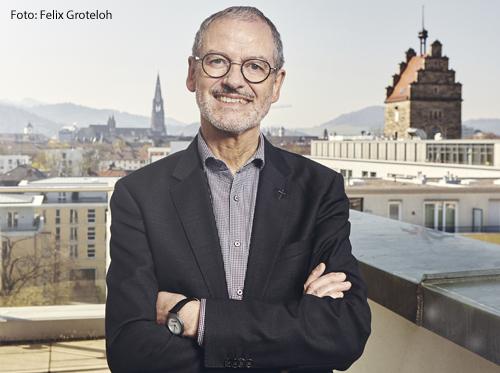 Caritas-Präsident Peter Neher