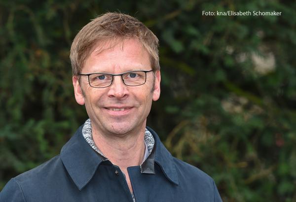 Der Theologe und Zoologe Rainer Hagencord
