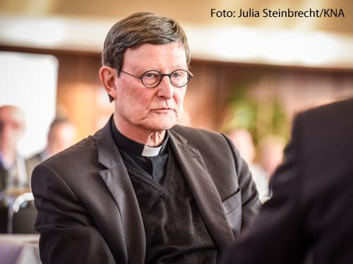 Der Kölner Erzbischof und Kardinal Rainer Maria Woelki