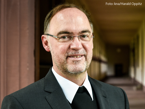 Rolf Lohmann, Weihbischof in Münster,