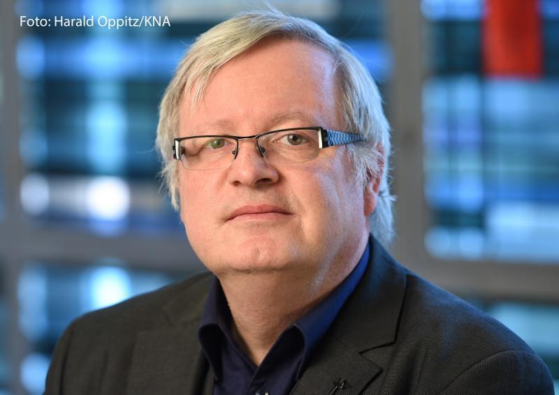 Stefan Eirich,, Bundespräses der Katholischen Arbeitnehmerbewegung