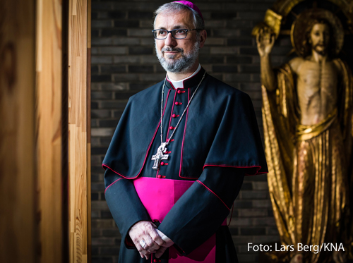 Der Hamburger Erzbischof Stefan Heße