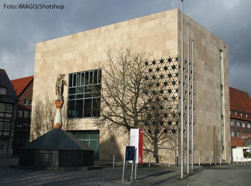 Die Synagoge in Ulm