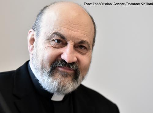 Der tschechische Religionsphilosoph Tomas Halik.