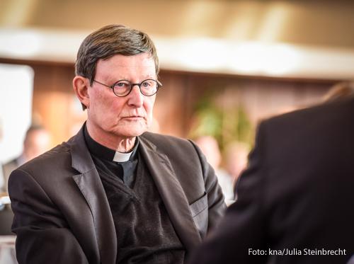 Der Kölner Kardinal Rainer Maria Woelki steht in der Kritik.