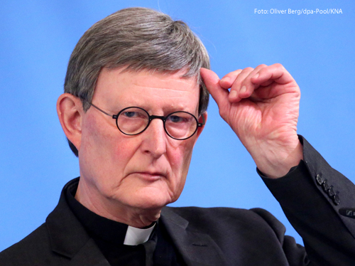 Kardinal Rainer Maria Woelki, Erzbischof von Köln