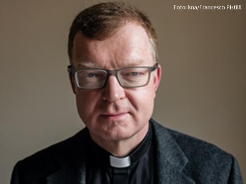 Der Jesuitenpater Hans Zollner eitet das Zentrum für Kinderschutz (CCP) an der Päpstlichen Universität Gregoriana.