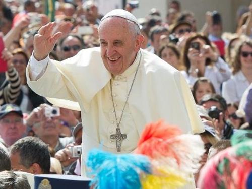 Foto: twitter.com-pontifex