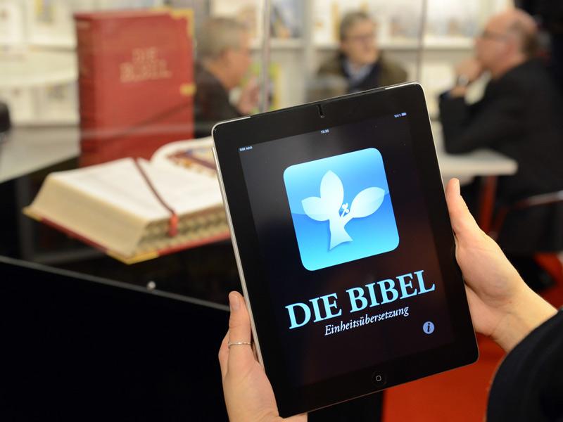 Etwas Bibel Für Jeden Tag Kirchenbote