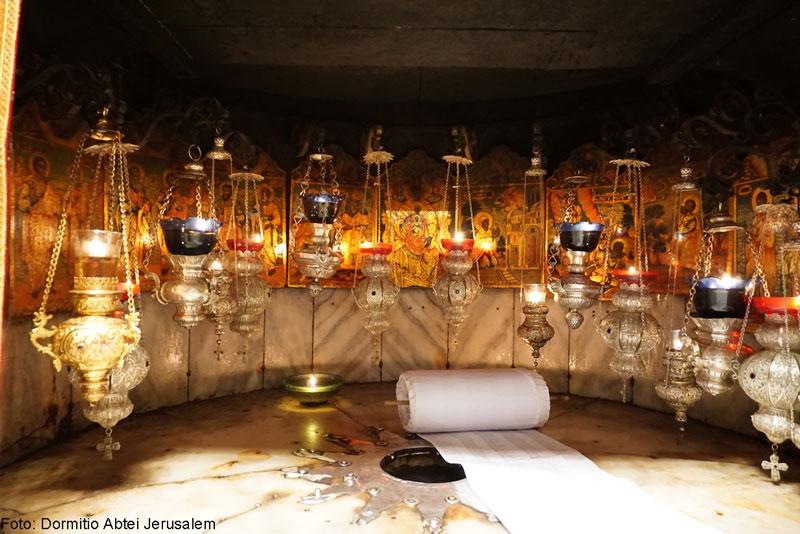 Foto: Dormitio Abtei Jerusalem