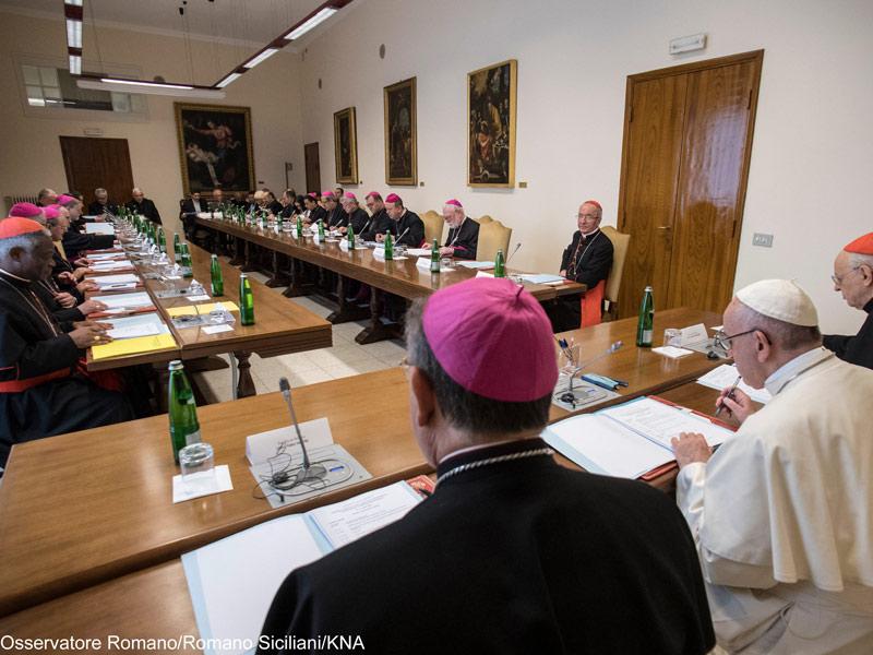 Foto: kna/Osservatore Romano/Romano Siciliani