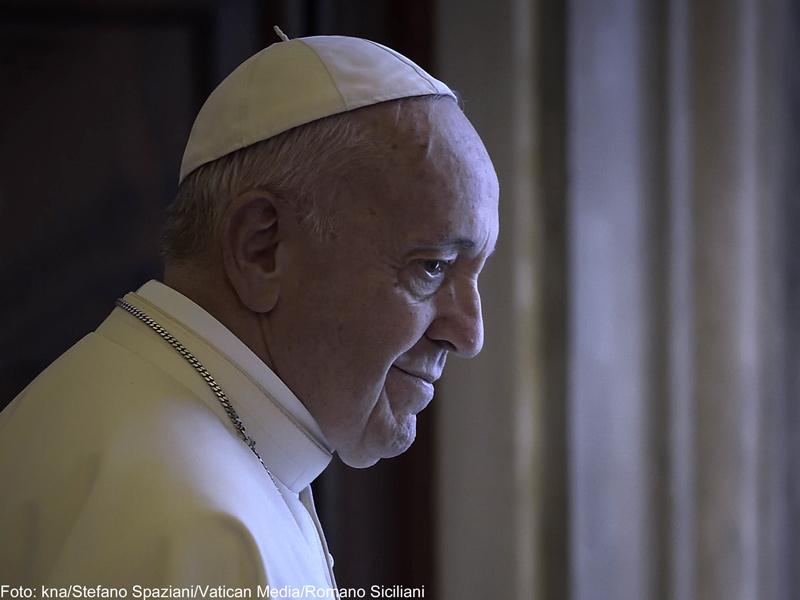 Foto: Stefano Spaziani/Vatican Media/Romano Siciliani/KANN
