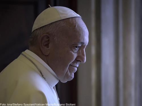 Foto: Stefano Spaziani/Vatican Media/Romano Siciliani/kna