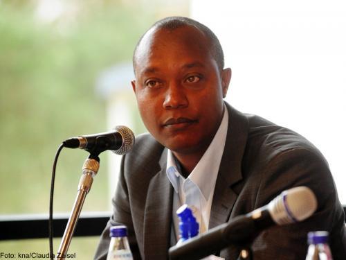 Misereor Vertreter Desire Nzisabira zieht ein Jahr nach den Präsidentschaftswahlen Bilanz