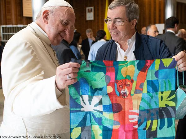 Foto: Adveniat/APSA Servizio Fotografico