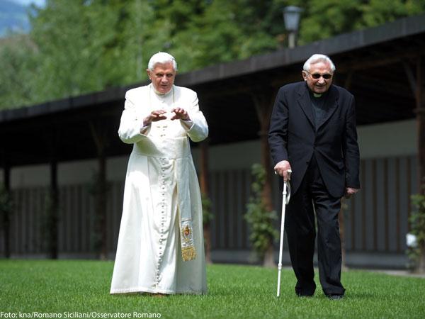 Foto: kna/Romano Siciliani/Osservatore Romano