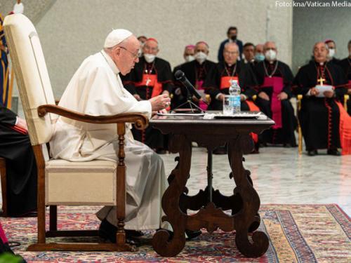 Foto: kna/Vatican Media