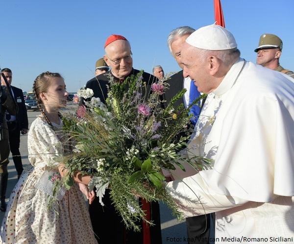 Foto: kna/Vatican Media/Romano Sicliani