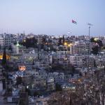 Blick auf die Hauptstadt Amman
