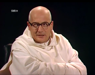 Gloria TV: Kartäuser bei Vesper mi Papst Benedikt