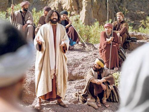 Die Jünger Von Jesus