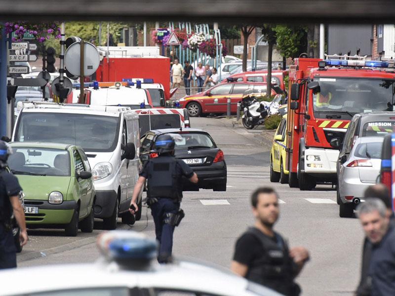 Terroranschlag Detail: Entsetzen über Terroranschlag