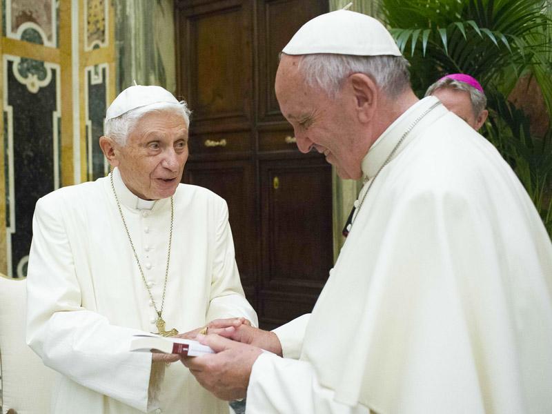 Papst Benedikt Aktuelle Bilder