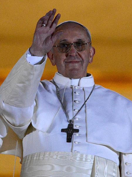Papst Franziskus I. Foto: kna-bild